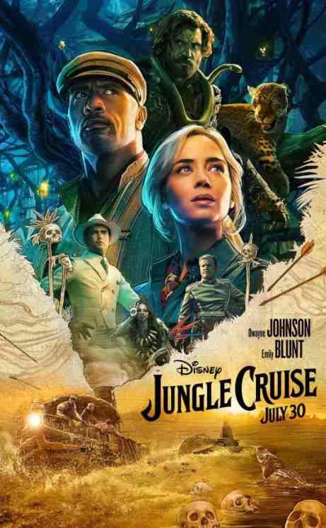 ดูหนัง Jungle Cruise 2021
