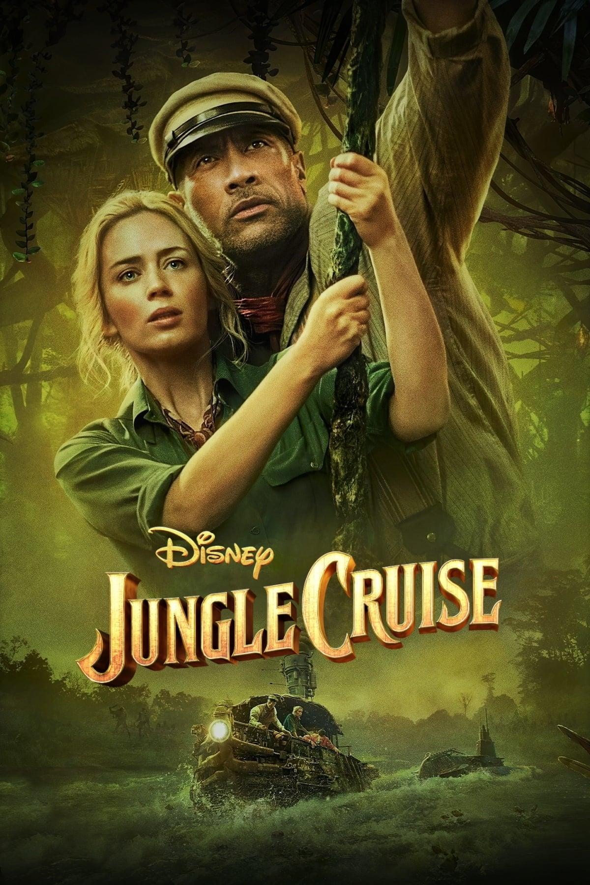 รีวิว Jungle Cruise 2021